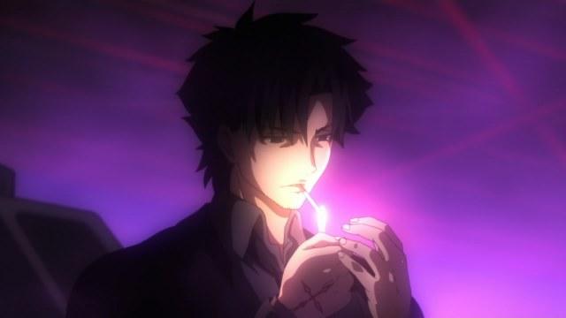 Fate Zero Anime Episode 15 - The quintessential Emiya Kiritsugu