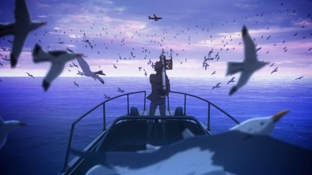 Fate Zero Anime Episode 19 - Emiya Kiritsugu kills his mother