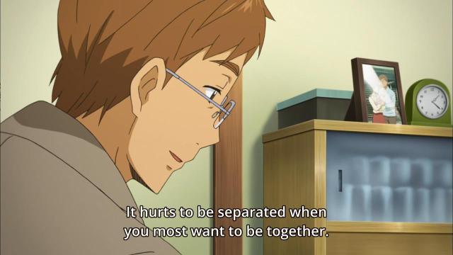 Gingitsune / Silver Fox Anime Episode 5 - Reminiscence