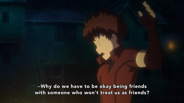 Hai to Gensou no Grimgar / Grimgar of Fantasy and Ash anime Episode 7 - Ranta has a point on friendship