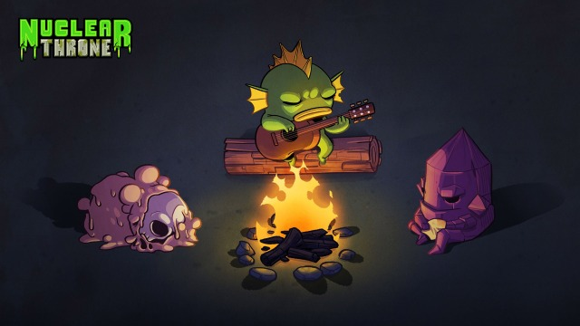 Nuclear Throne wallpaper