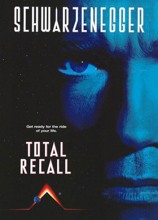 Total Recall - It totally fits! :3
