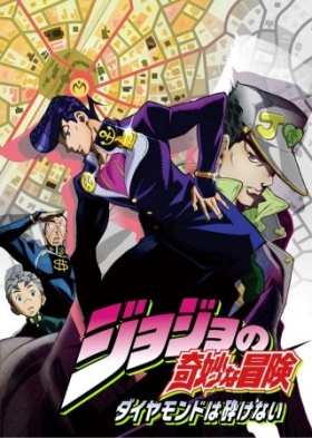 JoJo's Bizarre Adventure Part 4 Diamond Is Unbreakable anime