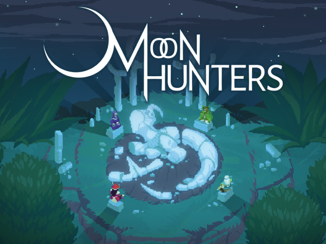 Moon Hunters: A Myth Weaving Game