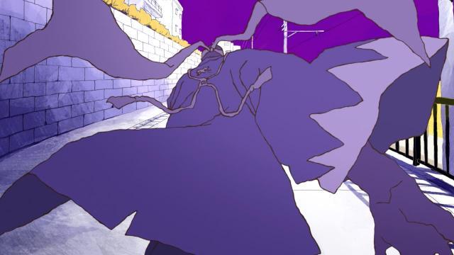 Ping Pong the Animation episode 5 notes - Sakuma Manabu - Akuma - going for a samurai showdown