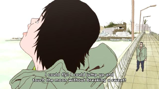 Ping Pong the Animation episode 6 notes - Hoshino Yutaka / Peco is a Golden God!