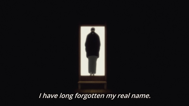 Shouwa Genroku Rakugo Shinju anime Episode 13 notes - Yakumo (Kikuhiko/Bon) doesn't remember his name, his identity