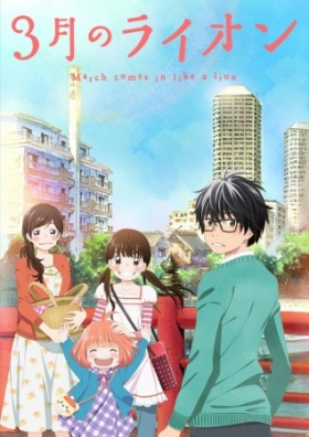 3-gatsu no Lion anime / March Comes in Like a Lion anime / Sangatsu no Lion anime
