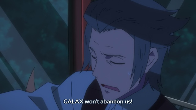Gatchaman Crowds anime episode 4 - Putting our trust in GALAX