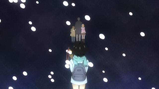 3-gatsu no Lion anime / March Comes in Like a Lion anime / Sangatsu no Lion anime Episode 1 - A victorious Kiriyama Rei is left behind