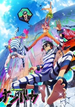 Nanbaka anime / The Numbers anime