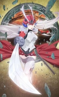 Soul Buster anime / Shi Ling Yanwu anime