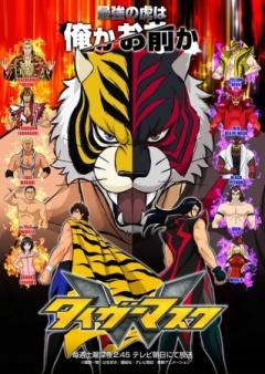 Tiger Mask W anime