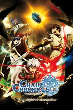 Chain Chronicle: Haecceitas no Hikari anime