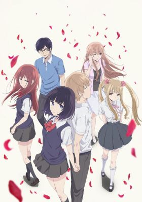 Kuzu no Honkai anime / Scum's Wish anime