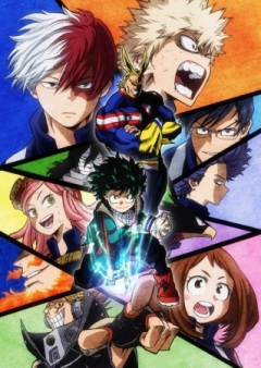 Boku no Hero Academia 2nd Season anime - My Hero Academia 2nd Season anime