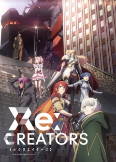 ReCreators Anime 2