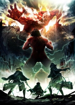 Shingeki no Kyojin 2nd Season anime - Attack on Titan 2nd Season anime 2