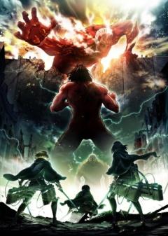 Shingeki no Kyojin 2nd Season anime - Attack on Titan 2nd Season anime 2