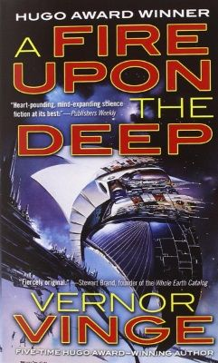 A Fire Upon the Deep - Vernor Vinge - Perfect Science-Fiction Books